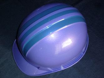 お祭り用ヘルメット