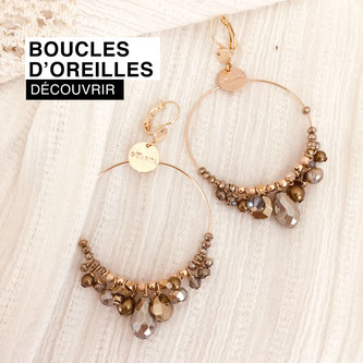 gwapita boucles d'oreilles earrings createur jewelry bijoux femme cadeaux