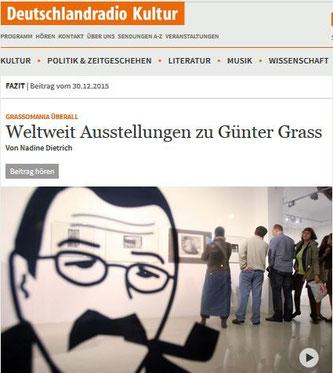 Nadine Dietrich Deutschlandradio NDR Günter Grass