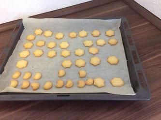 ... und die Kekse auch.
