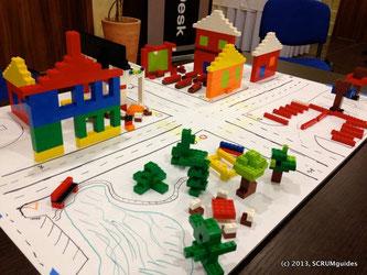 Lego Scrum -Simulaatio Avasi Aallon Oppilaille Ketterän Toiminnan Salaisuuksia