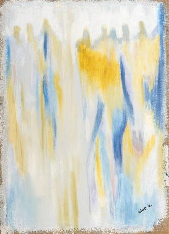Quadro - olio su tela - Artisti italiani - Arte contemporanea