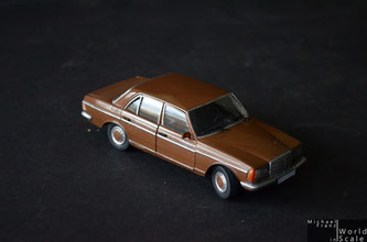 Mercedes Benz W123 - 1/35 by Diopark