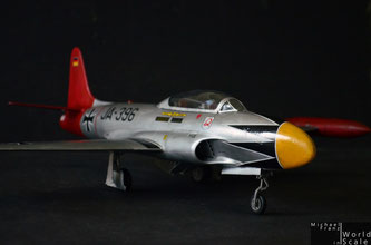 "Lockheed T-33 (""T-Bird"") - 1/32 by Special Hobby"