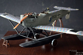 Hansa Brandenburg W.29 - 1/32 by Wingnut Wings & HGW