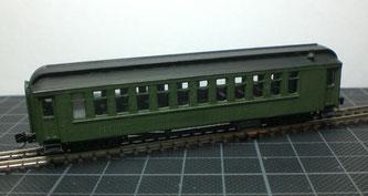 Nn3 D&RGW Coach 327