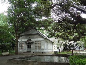 学習院構内 レトロな建物