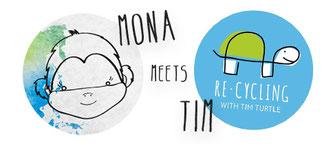 recycling with tim turtle, reisen mit sinn, nachhaltigkeit, cleanup, leipzig, chemnitz, mona explores