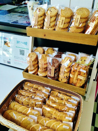 群馬,焼き菓子,手作り,クッキー,高崎