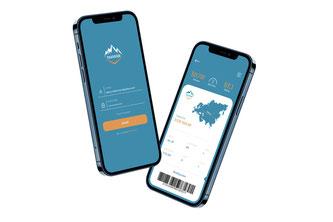 App inkl. online Ticket