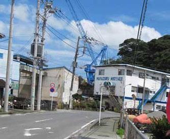 神奈川県・真鶴マリーナー