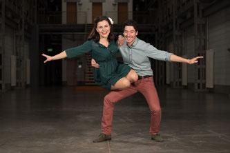Tanzen lernen Lindy Hop Heilbronn