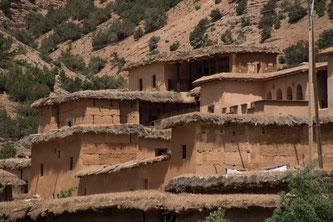 Lehmdörfer in Marokko