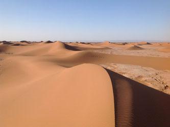 Auf den Spuren der Nomaden in Marokko