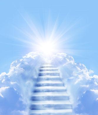 A leur mort, Paul et ses compagnons ne resteront pas endormis dans la mort, ils seront immédiatement transmués ou transformés en êtres spirituels pour rejoindre ceux qui ont été ressuscités.