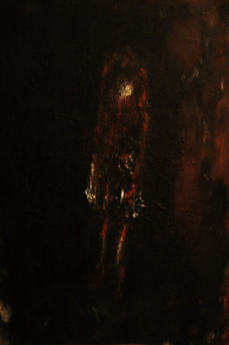 Acryl auf Leinwand, 60x40