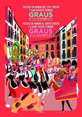 Programa Fiestas Graus 2017