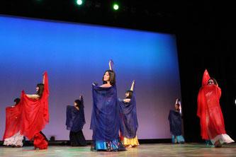 盛岡,北上,横手,ベリーダンス教室,Esmeralda,エスメラルダ,ラヴィ会,カーニバルナイト