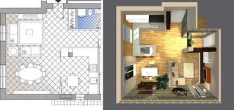 Scegliere la casa da acquistare sulla carta: con un progetto è meglio.