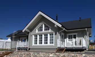 maison bois 126 m²