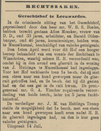 Provinciale Drentsche en Asser courant 12-07-1886