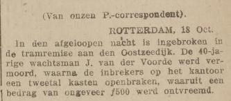 De courant 19-10-1917