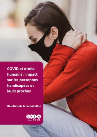 COVID et droits humains : impact sur les personnes handicapées et leurs proches