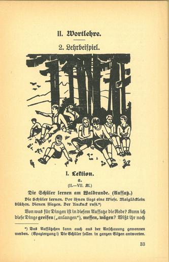 Hans Erni Sprachlehre Luzern