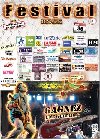 Affiche : Publicité 02 / Partenaires 2014