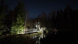 Wie ich die wochenlange Polarnacht erlebe