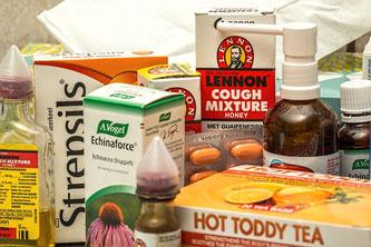 Reiseapotheke, Homöopathie, Fieber, Durchfall, Naturheilkunde