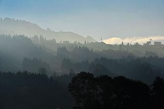 Nebelschichten