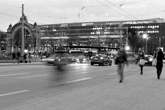 Unterwegs in Luzern