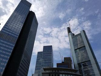 Frankfurt City © dokfoto.de / Klaus Leitzbach