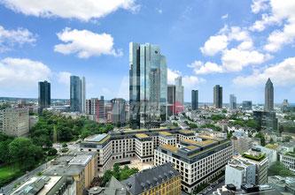 Frankfurt ist die Nr. 1 © dokubild.de / Friedhelm Herr
