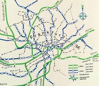 Bildquelle: Flyer Deutsche Bahn Fotostelle BD Frankfurt (Main) Graphische Gestaltung Werner Lang