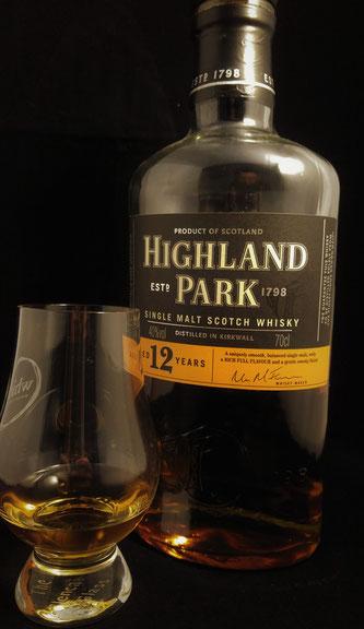 Highland Park 12 Jahre Umverpackung