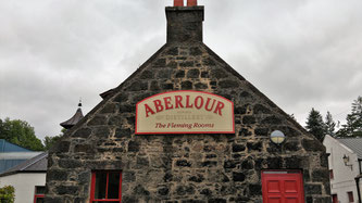 Aberlour Distillery The Fleming Rooms