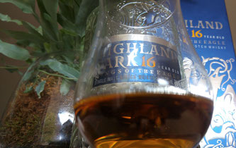 Highland Park Wings of the Eagle 16 Jahre im Glas