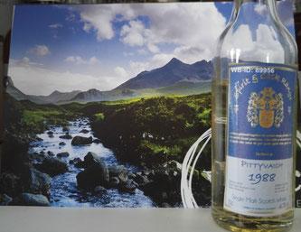 Pittyvaich 1988 Whiskymax Spirit & Cask Range