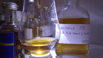 Aberlour 13 Jahre First Fill Sherry Cask