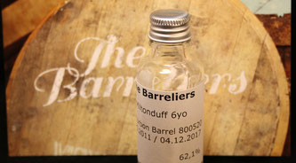 The Barreliers - Mitonduff 2011 / 2017