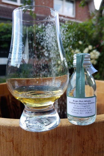 Whic Aberlour 21 Jahre Architecture of Taste Sample