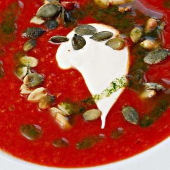hjemmelaget tomatsuppe toro supper