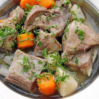 lammekjøtt påskelam kokt oppskrift lammegryte