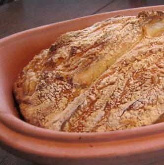römertopf leirgryte oppskrift brød