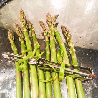 norsk asparges oppskrift