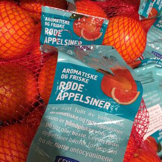 Blodappelsiner oppskrift påskeappelsiner