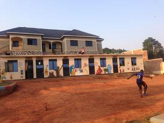 Das Waisenhaus im Sommer 2016