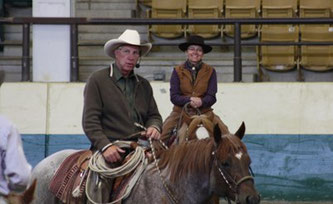 Mai 2016  - Cow Work Class in Fort Collins, CO
